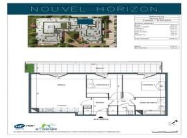 Appartement a louer colombes - 3 pièce(s) - 63 m2 - Surfyn