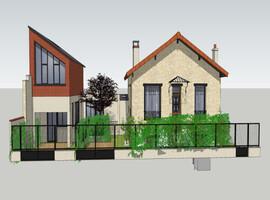 Maison a vendre colombes - 5 pièce(s) - 98 m2 - Surfyn