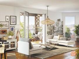 Appartement a vendre houilles - 3 pièce(s) - 61 m2 - Surfyn